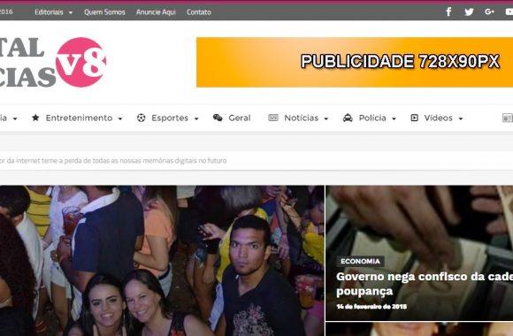 48b928f21 PORTAL DE NOTÍCIAS ADMINISTRÁVEL - GERENCIÁVEL - RESPONSIVO
